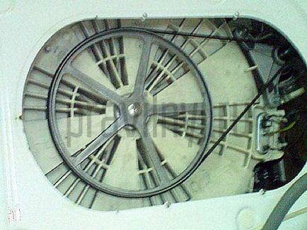 Cum să demonteze masina de spalat Indesit (indesit WISL 86) - un lucru ușor