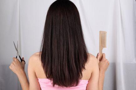 5 moduri simple pentru a preveni secțiunea de păr nouă tendințe