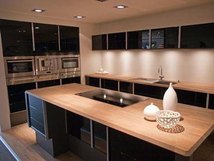 Proiectare bucătărie - 150 fotografii de cel mai bun interior bucatarie, design modern, cu propriile lor mâini