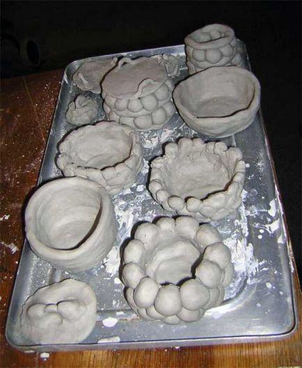 argilă din plastic cum ar fi