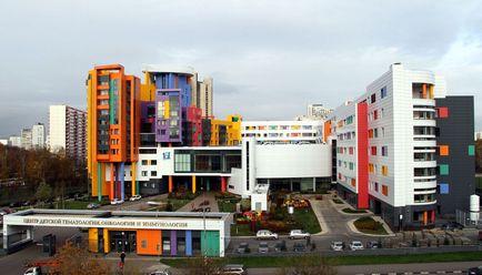 Frumusețea este în spital, atunci când pereții ajuta să recupereze