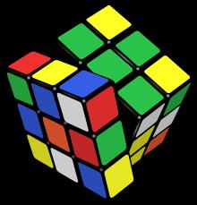 Nozdr - cel mai simplu ansamblul algoritm al cubului Rubik