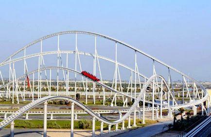 Cel mai rau roller coaster din lume
