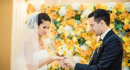 Perete de flori pentru nunta - idei de design, o clasă de master, foto și video