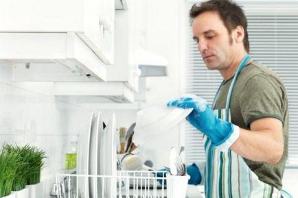 Oamenii de știință nu sunt spălarea vaselor de barbati care au relații sexuale - cele mai recente știri de azi
