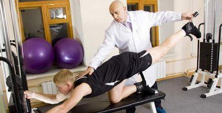 Bubnovskaya exerciții pentru a coloanei vertebrale la domiciliu 3 complexe