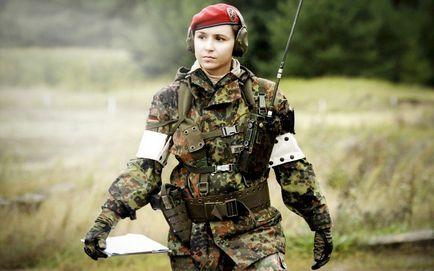Serviciul militar pentru femei în armiiRumyniyav 2019-2018 ani - dacă femeile pot servi în România și când