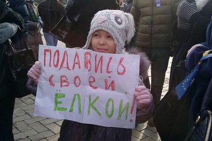 10 zile care au zguduit Maidan