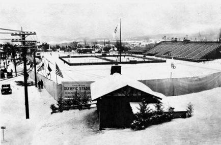 Cum a făcut Jocurile Olimpice în 1932, în Lake Placid