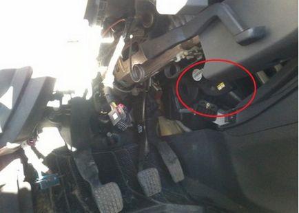 Cruise cum să demontați o torpilă pentru a obține soba pentru a trage de fotografiere - repararea si tuning Chevrolet
