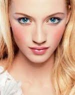 zi lumina make-up pentru ochi albaștri treptat
