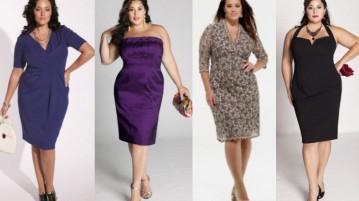 Rochii elegante pentru femei mai mari la nuntă, seara