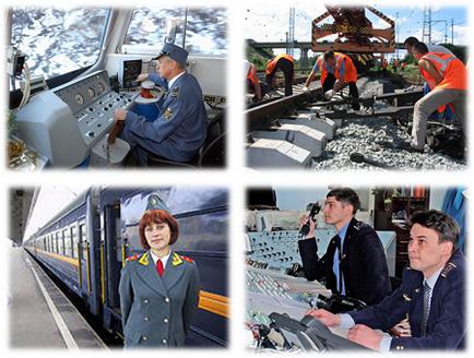 Conceptul de zona de la locul de muncă și de muncă - formarea de specialiști din OAO - Cai ferate - pentru Afaceri Generale