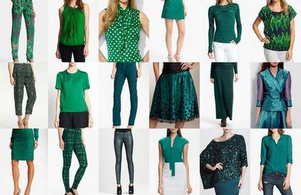 Din ceea ce sa poarte verde 20 de combinații de idei cu un verde!