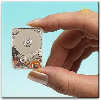 Compresia de informații pe hard disk