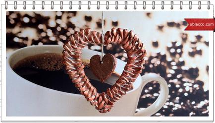 Valentine cu propriile mâini, idei interesante, oblacco