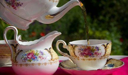 Dăunător periculos bea decât ceai aromat pentru sănătate, mama grijulie