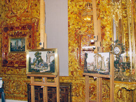 Camera de Chihlimbar istoria de creație, cifre, fapte și secrete - RIA Novosti