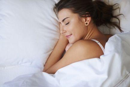 7 motive pentru somn bun va ajuta să piardă în greutate mai repede