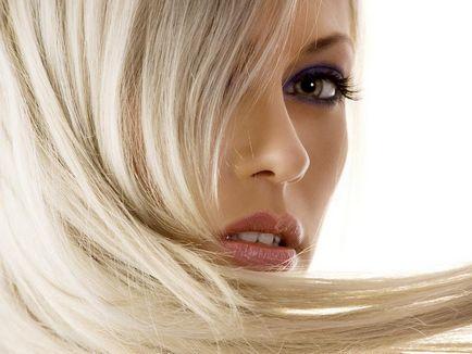 8 moduri de vopsea auto-elimina din părul la culoarea naturală