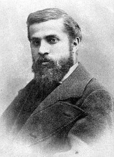 Biografia lui Antonio Gaudi
