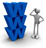 Domeniul (numele site-ului), care este, modul de a alege și de a obține