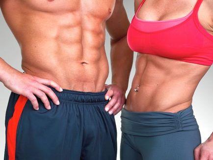 Cum de a construi mai mici de stomac abs la domiciliu - cel mai bun exercițiu