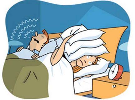 Cum să nu sforaie noaptea, in timpul somnului cauzele și metodele de luptă