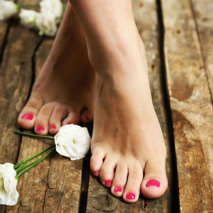 Cum se curata pielea călcâielor la domiciliu rapid și eficient