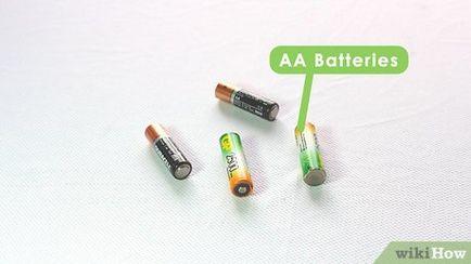 Pentru a încărca bateria fără încărcătorul bateriei