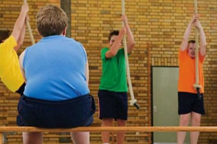 Excesul de greutate în cauzele copil, consecințele, prevenirea