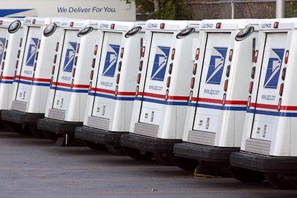 USPS - Serviciul Public poștal
